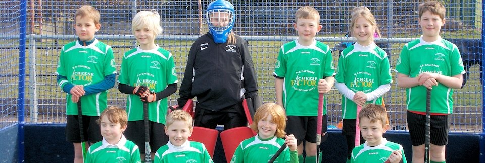 Chesterfield Hockey Club Under 10 Team